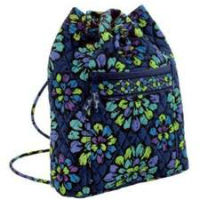 Backsack Indigo Pop