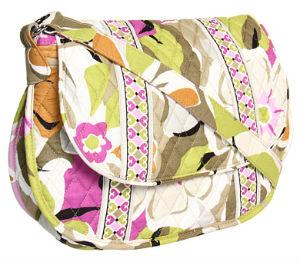 Vera Bradley Saddle Up Bag